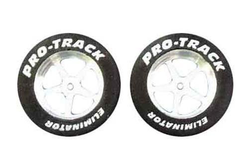 Pro-Track 1 1/6 x 1/16 x .250 wide Style I - Aluminum - PTC-4410I