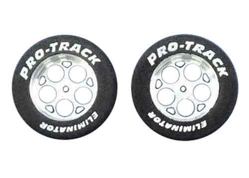 Pro-Track 1 1/6 x 1/16 x .250 wide Style J - Aluminum - PTC-4410J