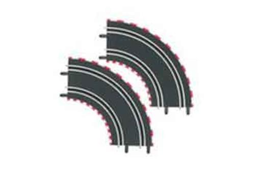 Carrera GO!!! - 90° Curve Section - CA-61603