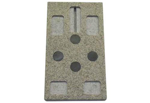 Carlisle Motor Change Block w/Magnets - CSP-6