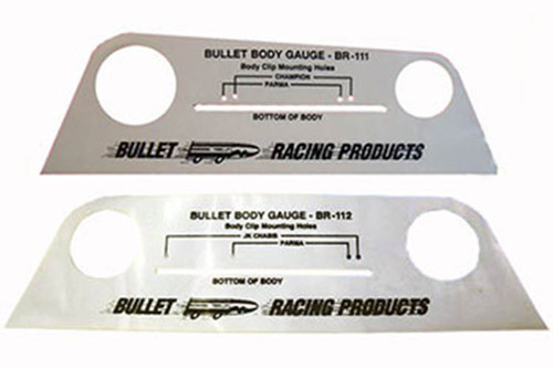 "Bullet Body 4"" & 4 1/2"" Trim Gauges - BL-113"