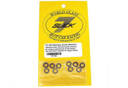 Slick 7 .010 Guide Washers S7-125