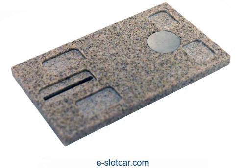 Carlisle Motor Change Block w/Metal Disk - CSP-7