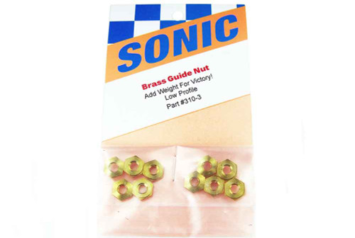 Sonic Brass Guide Nuts - SON-310-3