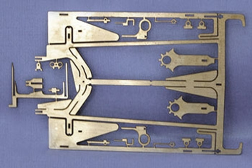 Brian Saunders Highspeed GT-12 Chassis Kit - BSP-14
