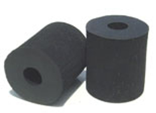 Chemically Double Treated Natural Rubber Tire Donuts - AL-PRI-DTR