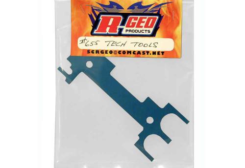 RGEO Anodized Retro Tech Tool - RGEO-655