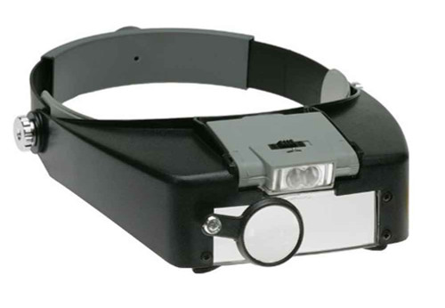 Geezer Goggles with light - WW-GG