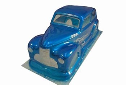 WRP 1940 Dodge Clear Drag Body - WRP-B-41