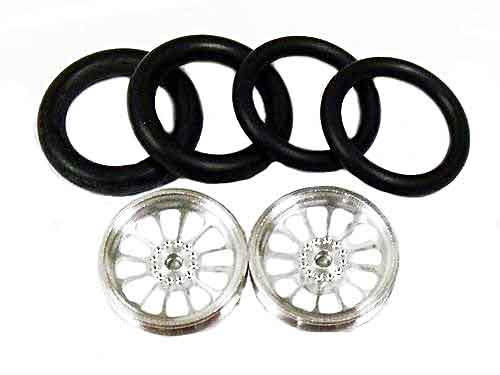 Pro-Track 3/4 x 1/16 x 1/8 wide Style E - Aluminum - PTC-411E