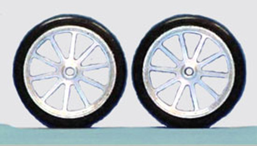 "JDS 17"" 10 Spoke Fronts - Aluminum - JDS-7021"