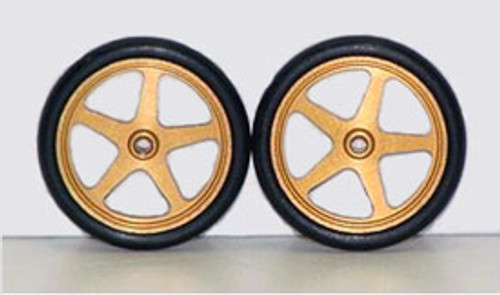 "JDS 17"" Star Fronts - Gold - JDS-7019G"