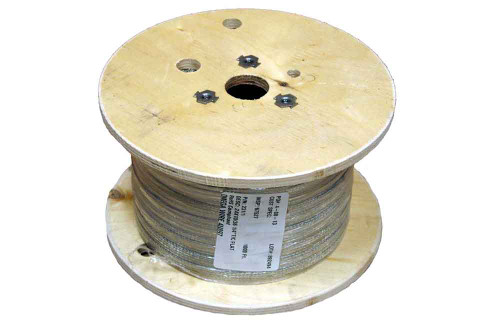 "1/4"" Standard Track Braid 1000' Spool - TB-1000"