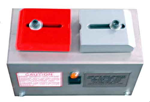 Magnet Zapping - PCH-SVC-01