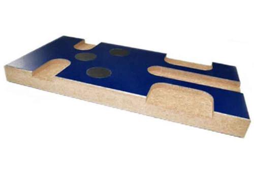 JK Set-Up Block w/Magnets - Blue - JKL25 / JK-PSBBL