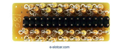 Difalco HD30 180 Ohms Resistor Network - Slow response - DD-255