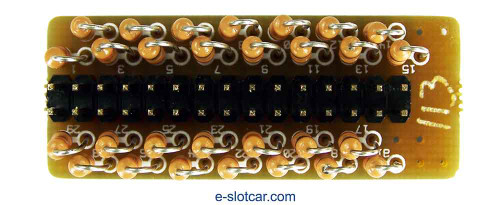 Difalco HD30 113 Ohms Resistor Network - Faster response - DD-256