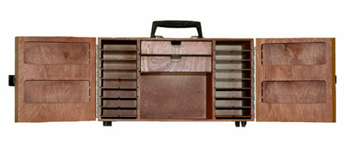 JC SE Flight Box - Cherry - JC-BOX2