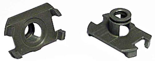 Cahoza C-Can Aluminum Endbell - Bare - 4° Advance - CAH-126-4
