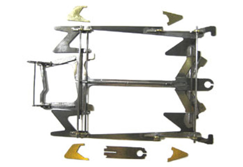 "Slick 7 ""Hybrid GT"" GT-12 Chassis - Assembled - S7-644"