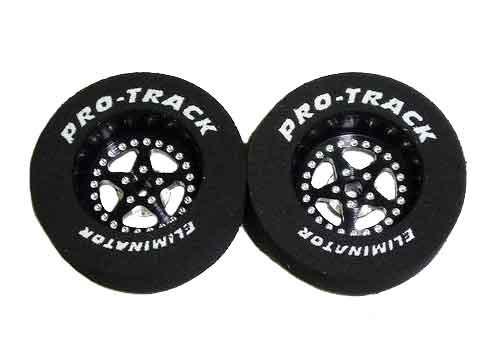 Pro-Track 1 1/16 x 3/32 x .300 wide Style B - Black - PTC-N401B-BL