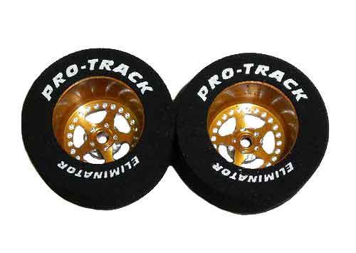 Pro-Track 1 1/16 x 3/32 x .300 wide Style B - Gold - PTC-N401B-G