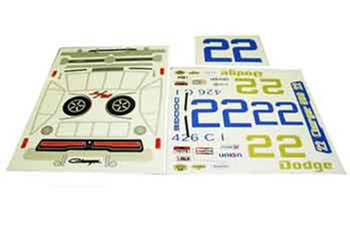 No 22 - 1/24 Dodge Charger - JK-735004ST