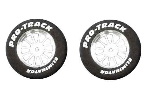 Pro-Track 1 1/6 x 1/16 x .250 wide Style E - Aluminum - PTC-4410E