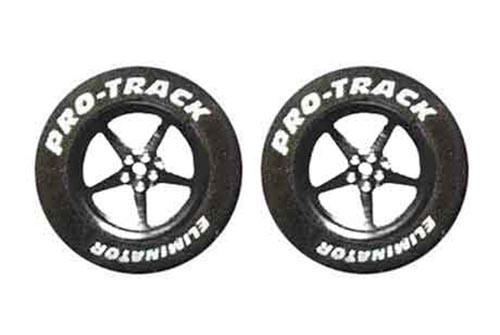 Pro-Track 1 1/6 x 1/16 x .250 wide Style I - Black - PTC-4410I-BL