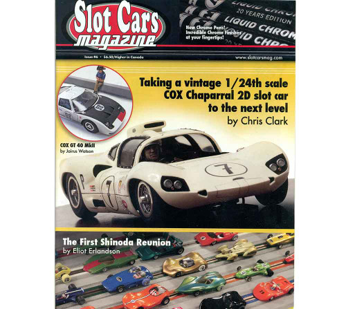 Slot Car Magazine - Issue #6 - SCM-6
