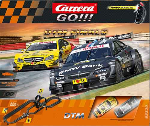 Carrera Go DTM Finals Race Set - CA-62330