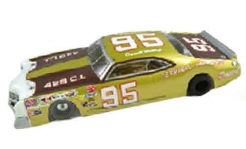 """JK 4 1/2"""" Mercury Cyclone Stock Car - JK-20987102"""