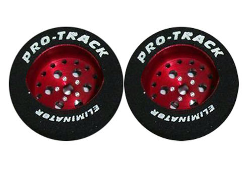 Pro-Track 1 1/16 x 3/32 x .300 wide Style A - Red - PTC-N401A-R