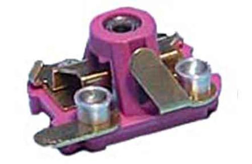 Cahoza C-Can Endbell - Gold Hardware - Assembled- CAH-262GL