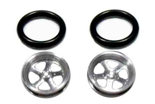 WRP Star Style Front Wheels - 3/4 O-ring - WRP-W-03