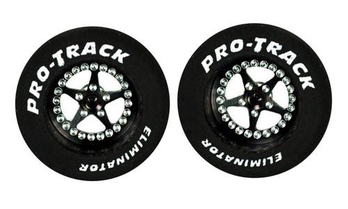 Pro-Track 1 1/6 x 1/16 x .250 wide Style B - Black - PTC-4410B-BL
