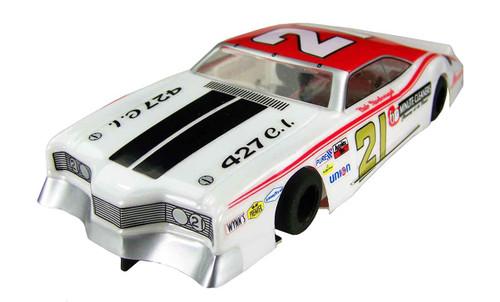 """JK 4 1/2"""" Mercury Cyclone Stock Car - JK-20987101"""