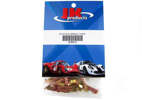 JK Stiffer Braid - 10 Pr Pack - JKU11-10 / JK-35212