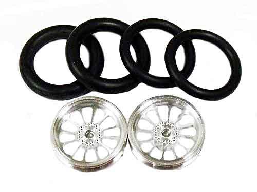 Pro-Track 3/4 x 1/16 x 1/8 wide Style E 3D - Aliminum - PTC-411E3D
