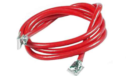 TQ Dragwire with guide clips Red - TQ-933L