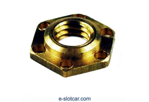 TWP Drilled Brass Guide Nuts - TWP-POA-001