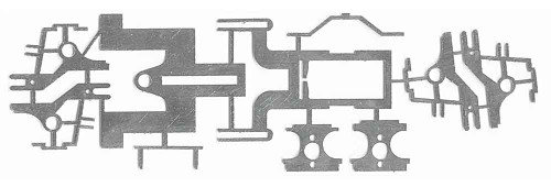 Archie Drag Chassis Kit - ARCH-001