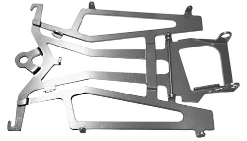 Mossetti Patriot Defender 2 Piece Chassis w/ Ultralight Pan - MR-2007
