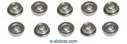 BRP Axle Ball Bearings 3/32 - 5 pr pk - BRP-151