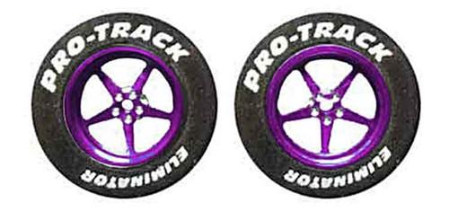 Pro-Track 1 1/6 x 1/16 x .250 wide Style I - Purple - PTC-4410I-P