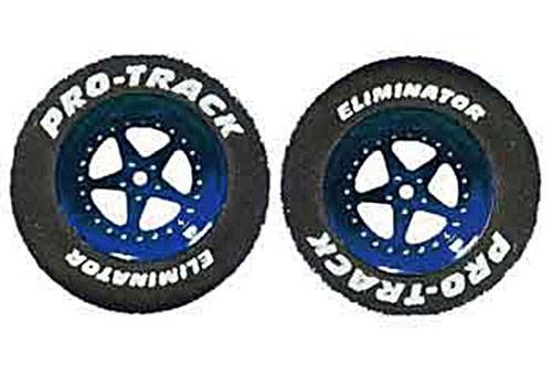 Pro-Track 1 1/6 x 1/16 x .250 wide Style B - Blue - PTC-4410B-B