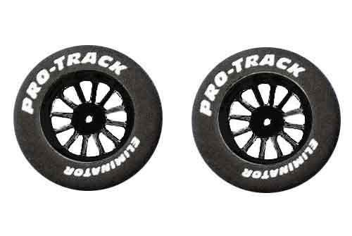 Pro-Track 1 1/6 x 1/16 x .250 wide Style E - Black - PTC-4410E-BL