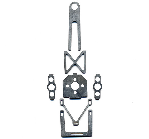 Chi-Town Rail Drag Chassis Kit - CT-024