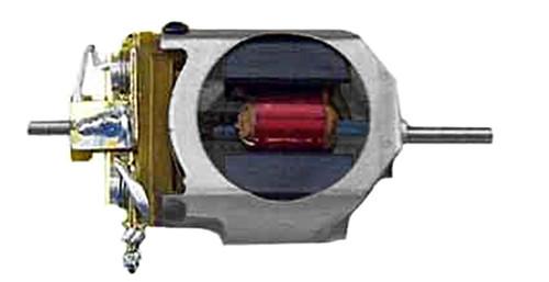 Koford Super Feather G12 Double Ball Bearing Motor - KOF-M504E