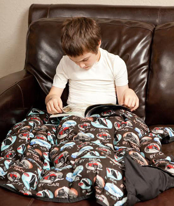 Boys Weighted Blankets